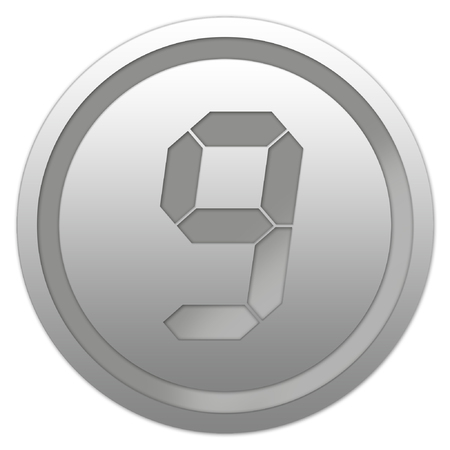 Vektör sayı dokuz 9