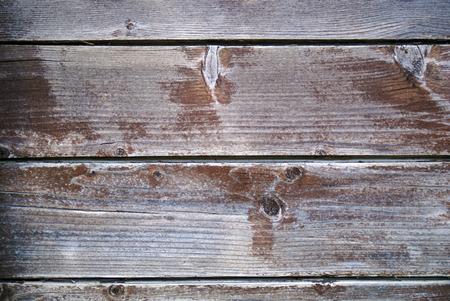 H�lzerne Planken Hintergrund