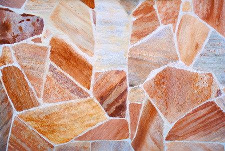 Colored stone background