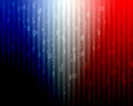 France vector background Illustration