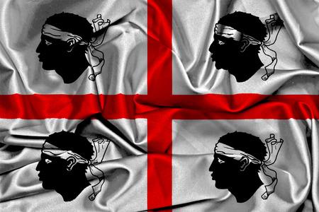 Flag of Sardinia canvas