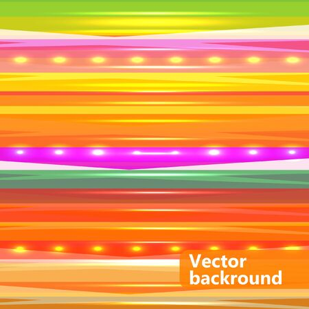 Bright colorful stripe abstract background Çizim