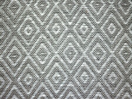 cloth manufacturing: A black color diamond shaped background designed cloth