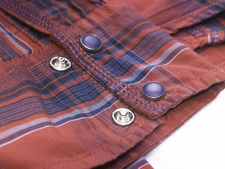 Shirt with four buttons photo