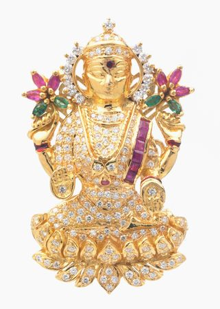 idol of goddess lakshmi
