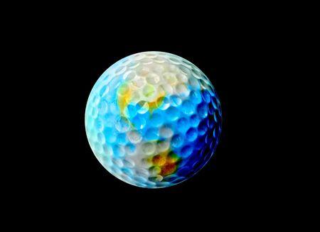 majors: Golf Earth