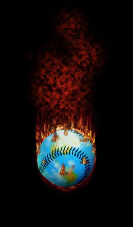 motion picture: Baseball - A Hot topic for the World