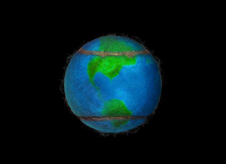 fleecy: Tennis Earth