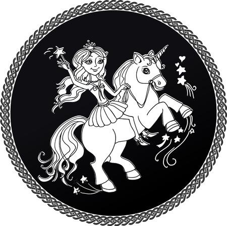 period costume: Little Fairy and Unicorn