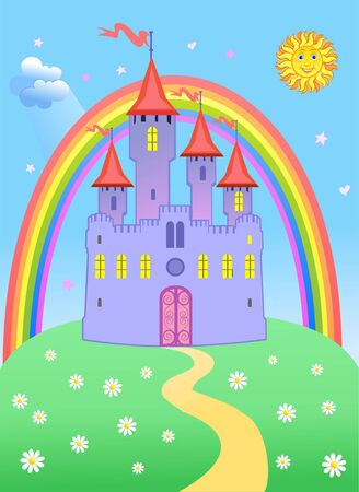 castel: Castel in Air and Rainbow