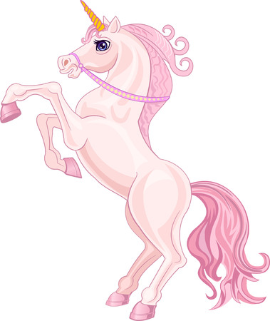ponies: Beautiful unicorn
