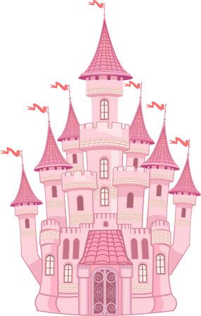sprookjesachtige kasteel