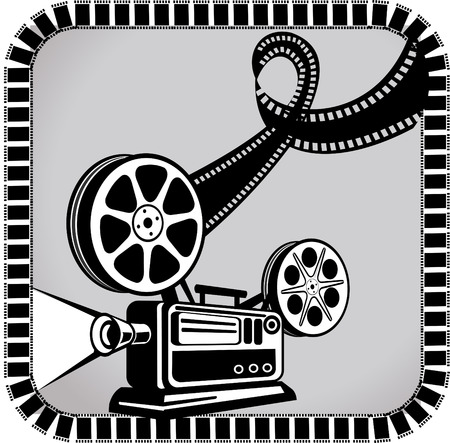 8mm Vintage Stock Vector Illustration And Royalty Free 8mm
