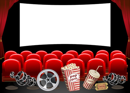 Sala cinema Archivio Fotografico - 49651033