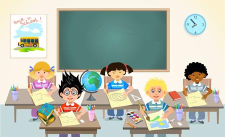 elementary: pupils of elementary school