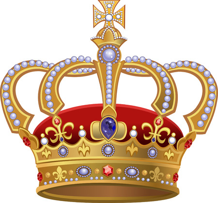 luxuriance: Royal Gold Crown