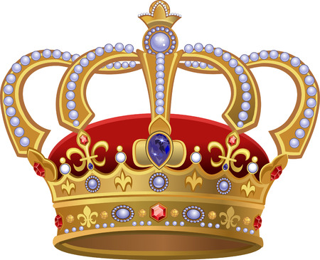 crowns: Royal Gold Crown