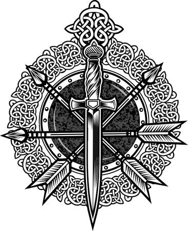 Vikingen tattoo