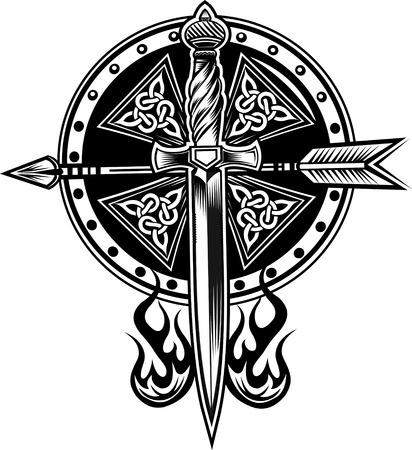 Vikings: Vikings tattoo