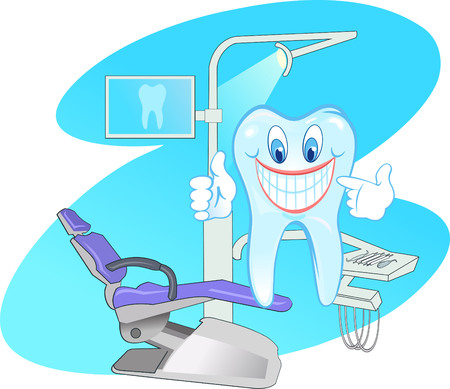 working place: Dentists modern working place. Dental tooth care. Orthodontic