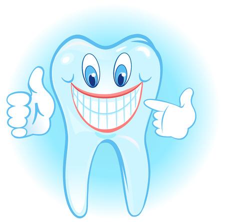 Dental tooth care. Orthodontic  イラスト・ベクター素材