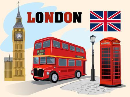 britannia: The Big Ben Illustration