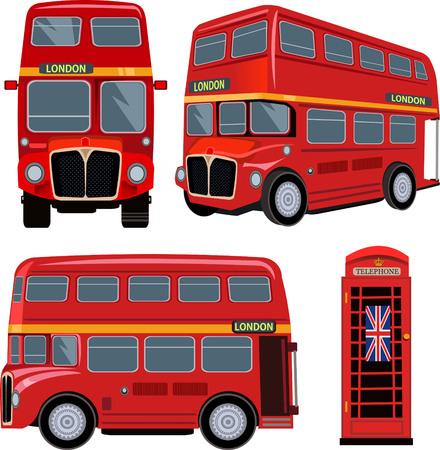 bus anglais: Bus de Londres
