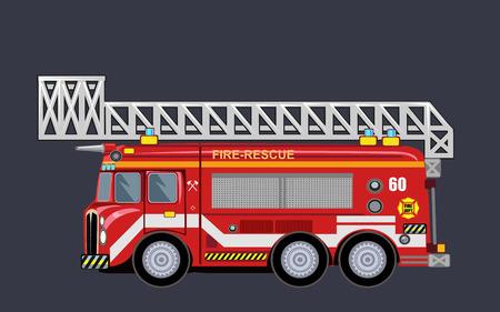 ire: Fire truck