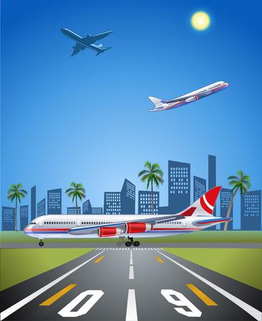 runway: Airport