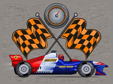 bolide: Formula race car
