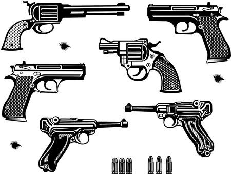 machine gun: Guns: old and modern