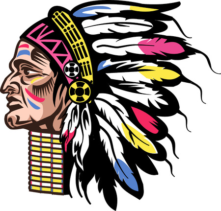 chief: Indian chief