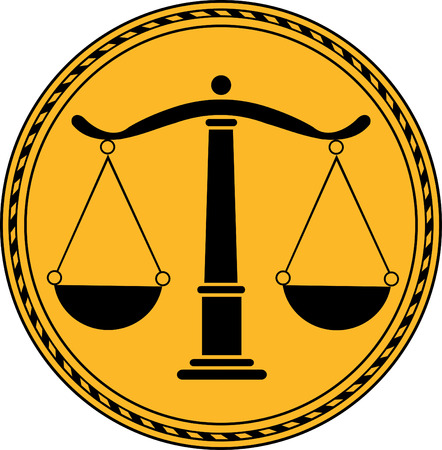 lawful: Law firm justice scale