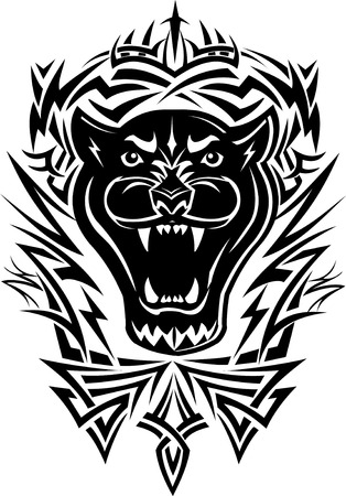 panther: Black panther Tatoo