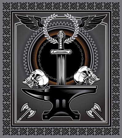 excalibur: Excalibur, King Arthur
