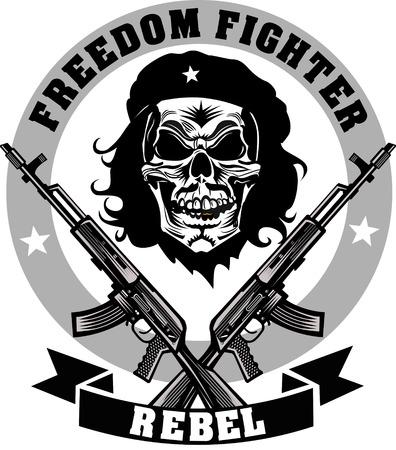 Skull tattoo Combat