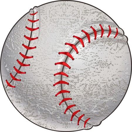 softbol: B�isbol pelota  Vectores