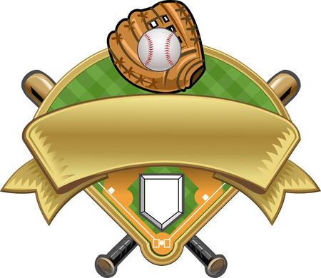 base: baseball base Illustration