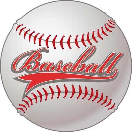 Béisbol pelota  Foto de archivo - 50378299
