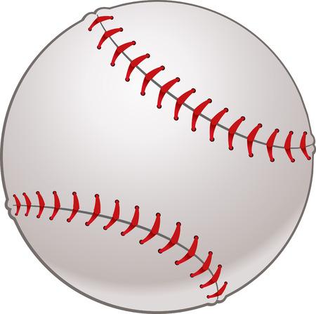 major league: Baseball ball
