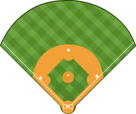 5 146 baseball field cliparts stock vector and royalty free rh 123rf com Cartoon Baseball Clip Art cartoon baseball field images