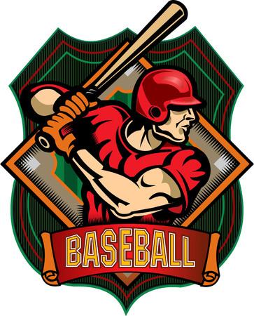 softball player: Baseball Player