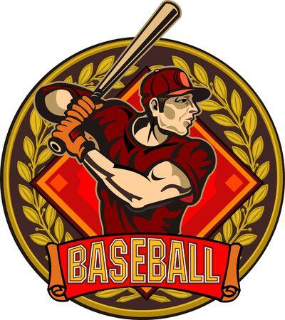 strong toughness: Baseball Player