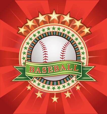 baseball ball: Baseball ball