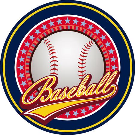 label Baseball champion