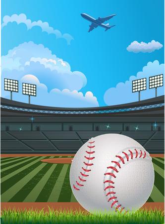 mound: Baseball
