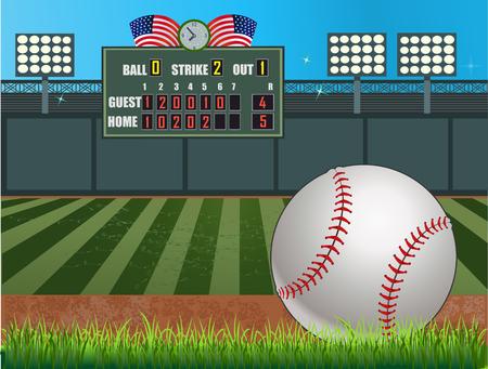 infield: Baseball