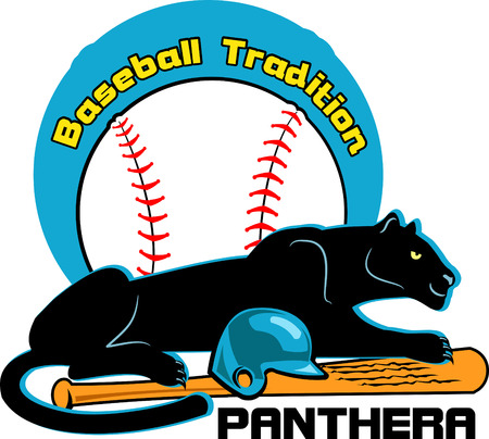 panthera: Baseball panthera