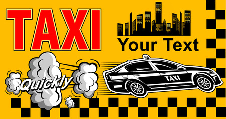 calling card: Prompt Taxi calling card