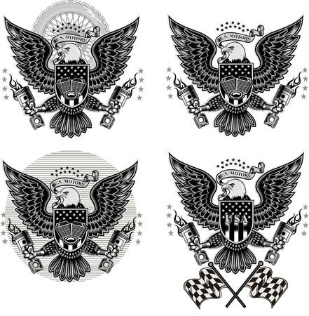 chrome man: Eagle Motorbike Club